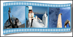 Filmstrip image of celebrategreece.com press room topics modern greece ancient greece weddings culture zeus temples